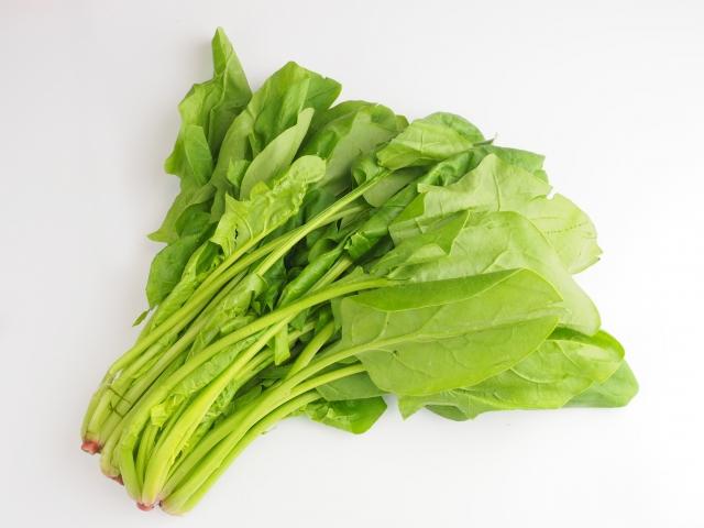 ホウレンソウ【ほうれん草】|胃腸の箒!腸機能を整え、超健康に