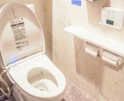 地震でトイレが流れない