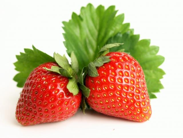 イチゴ【苺】|アントシアニンとビタミンCが美容と健康に効果的