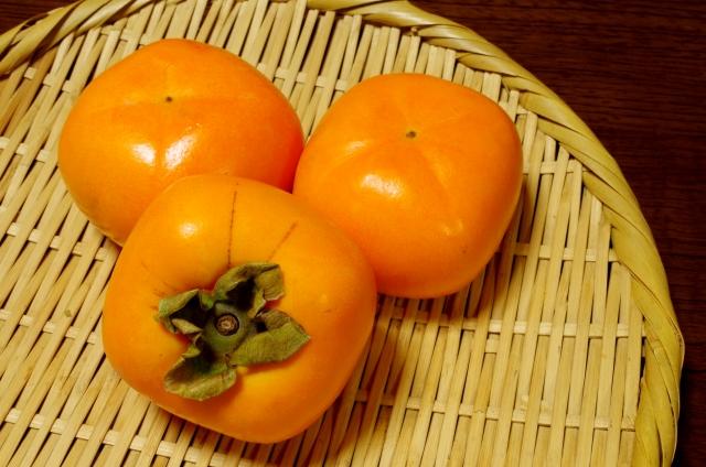 カキ【柿】|タンニンが二日酔いに効く。渋柿を干せば甘くなる