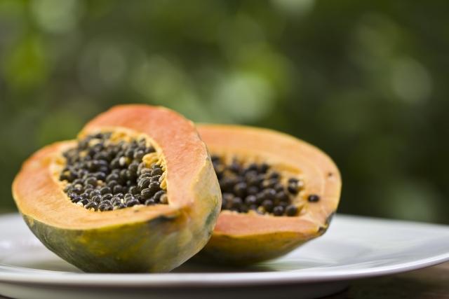 パパイヤ|豊富なビタミンA、ビタミンCが免疫力を高めてくれる