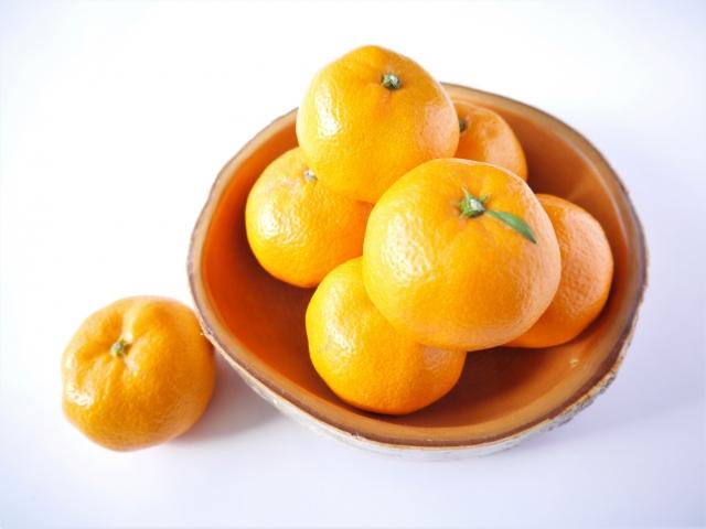 ミカン【蜜柑】|食物繊維が豊富。便秘改善には一房ごと食べよう