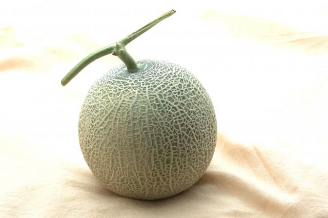 メロン|温室物より露地物の方が美味しく栄養が高い