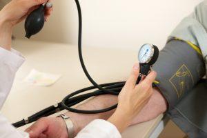 血圧症対策