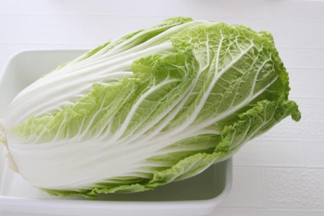 ハクサイ【白菜】|豊富に含まれるビタミンCを逃さぬ調理法を!