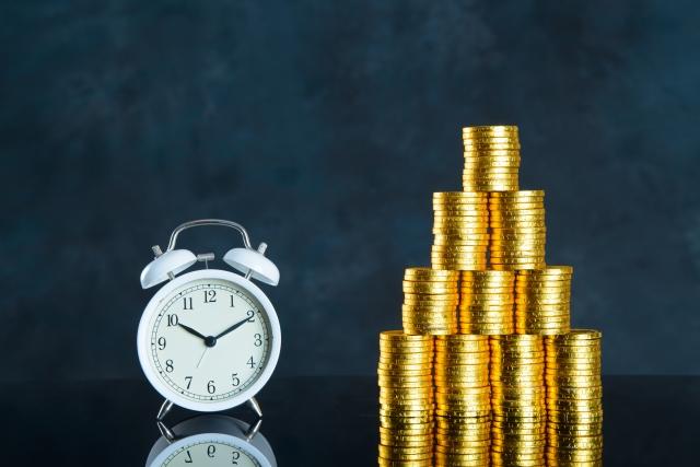時間=お金