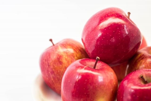 リンゴ【林檎】|一日一個で医者要らず?健康パワー満載の果物