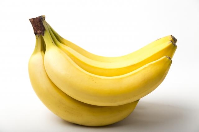 バナナ|肉体疲労を癒やし、手軽に食べられる栄養価の高い食材