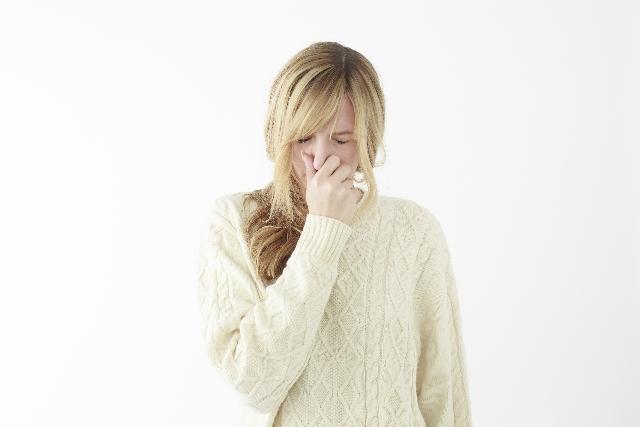 鼻の表面と中の痒みの原因とは?長く続く場合は病気の可能性あり?