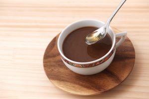 コーヒーと蜂蜜