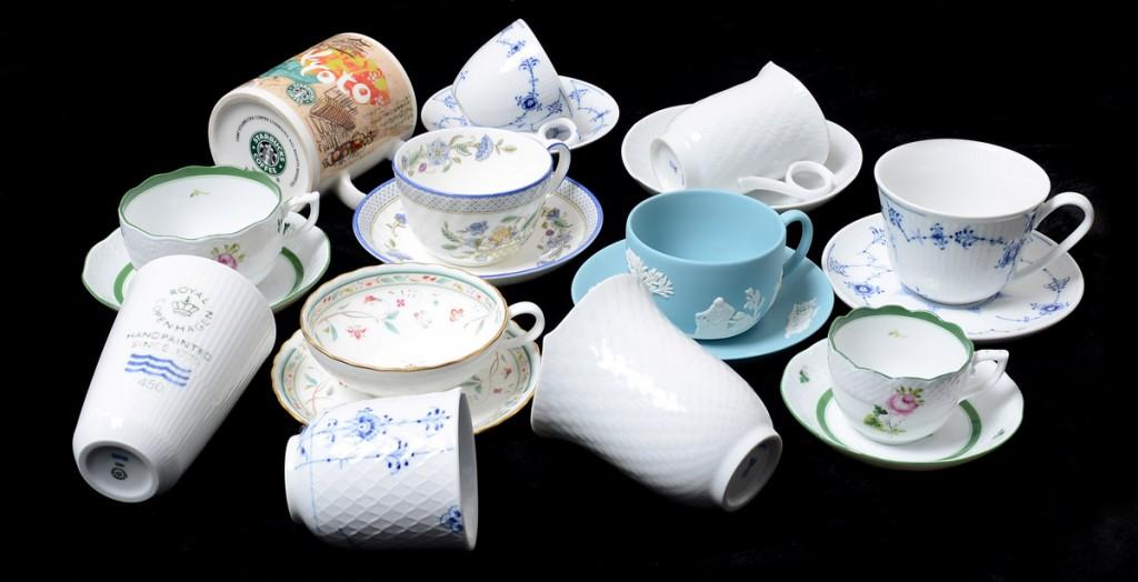 コーヒーを「いれる」の漢字とコーヒーカップとティーカップの違い~「煎れる」「淹れる」「入れる」どれが本当!?~藤岡弘の珈琲道とは