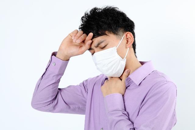花粉症の症状と効果的な対策とは!?|咳・たん・喉の痛みの対処法