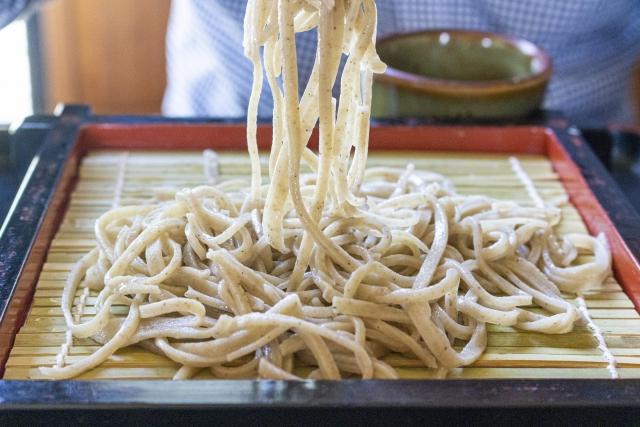 ソバ【蕎麦】|ソバに含まれるポリフェノールが毛細血管を強くする
