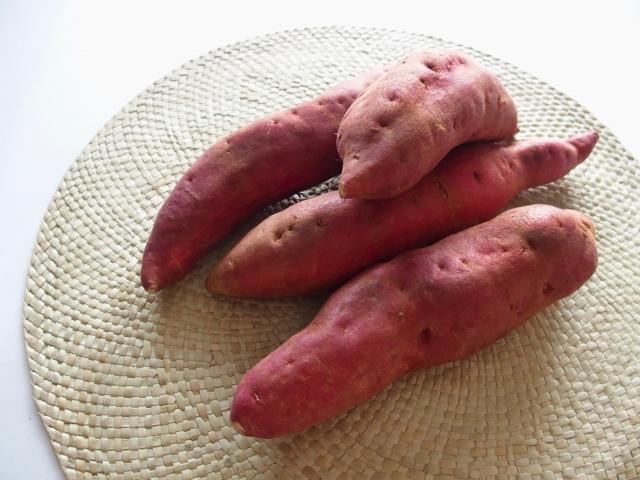 サツマイモ【薩摩芋】|食物繊維とヤラピンが腸内環境を整える
