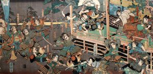 本能寺の変の黒幕