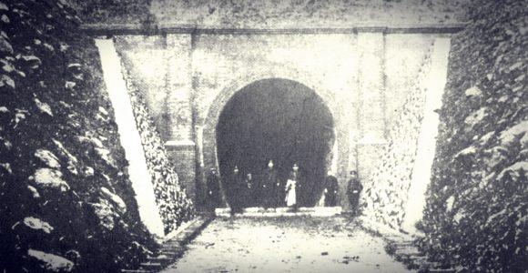 常紋トンネル
