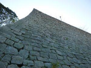 丸亀城石垣