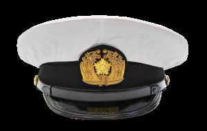 警察官の帽子