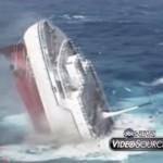 豪華客船オシアノス号沈没の瞬間!ギタリストモス・ヒルズ氏が撮った船内の様子とアブラナス船長