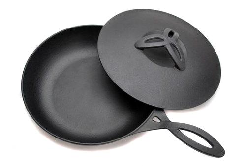 南部鉄器のフライパンを愛用するプロの料理人のお手入れ方法!!