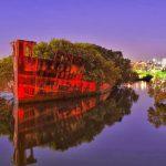 SSエアフィールド号~ノアの方舟は実在したかも知れない~水上に浮かぶ森